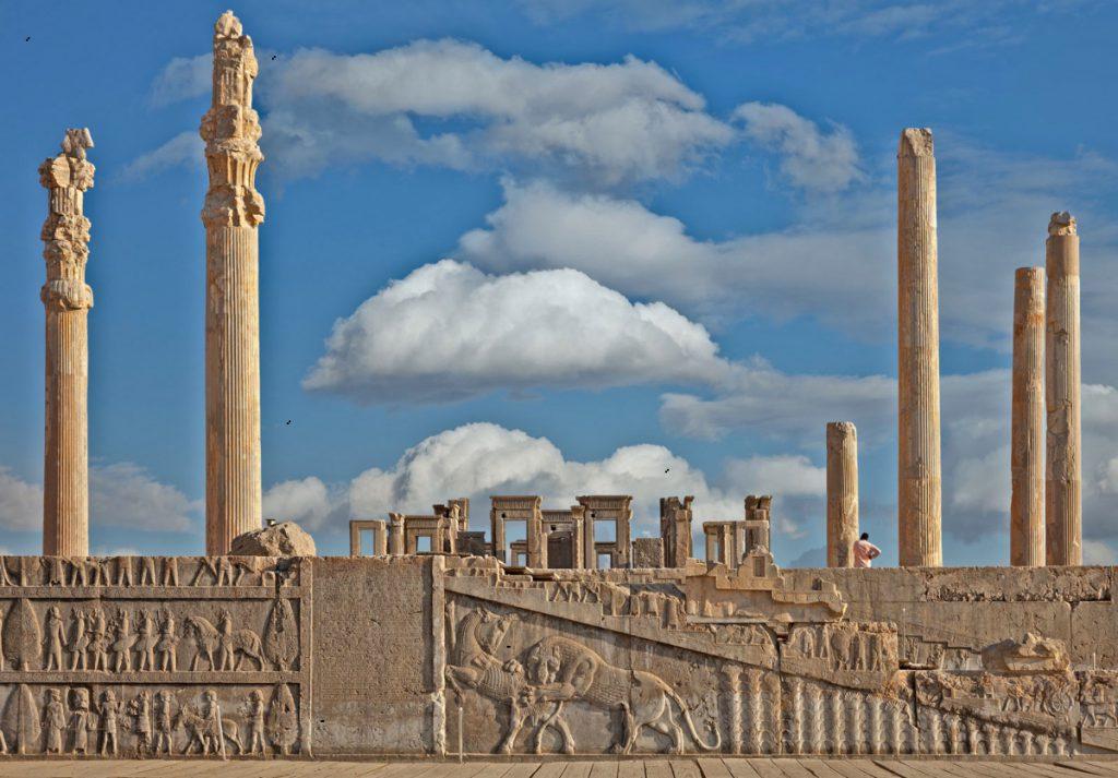 iranas Persepolis