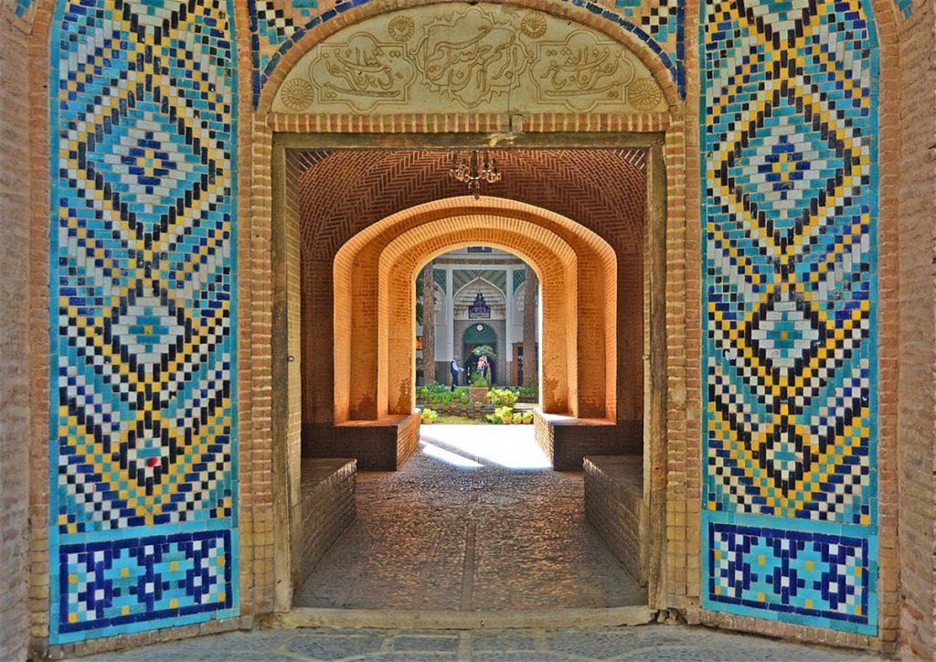 iranas kiemas ir durys