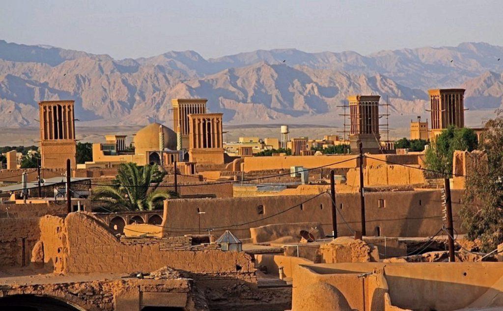 iranas jazdo miestas