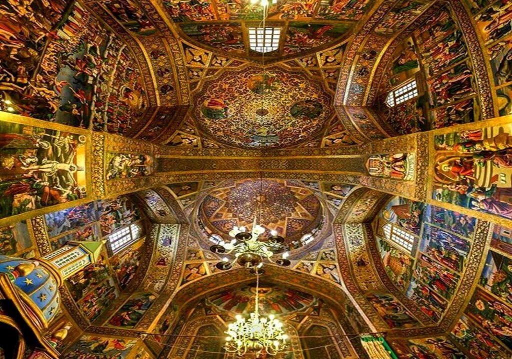 isfahanas armenu kvartalas