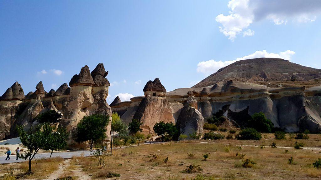 Kapadokijos uolos
