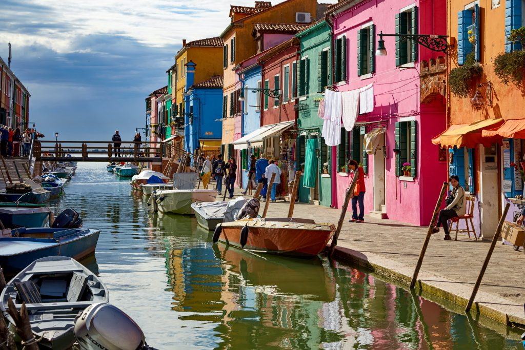 Murano sala Venecija