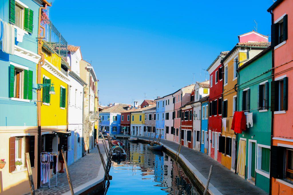 Venecija Murano sala