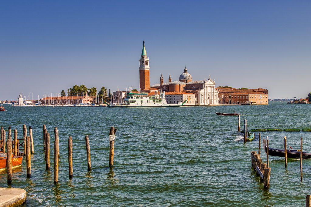 Venecija San Giorgio sala
