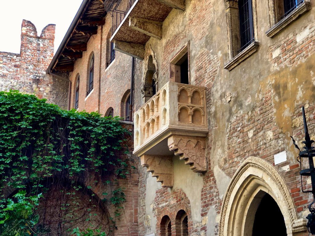 Verona-meilės miestas